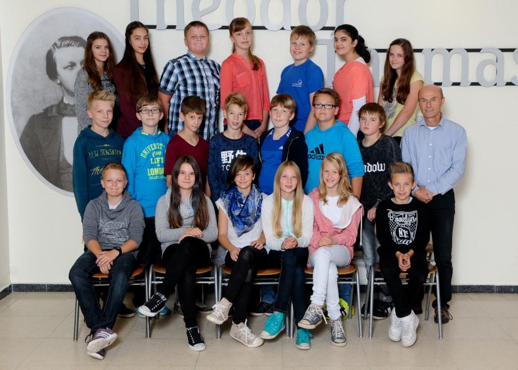 Klasse 6a